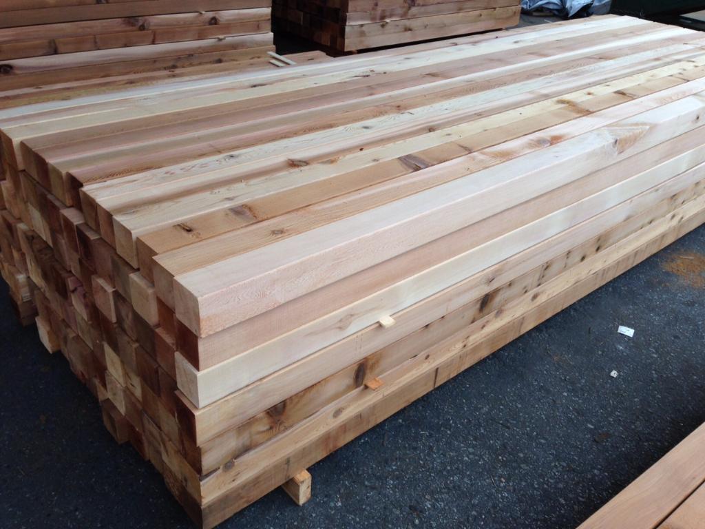 Cedar Fencing Source Woodsource Wood